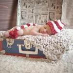Elf Hat - Newborn Photo Pro..