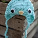 Baby Bird Hat - Newborn Ph..