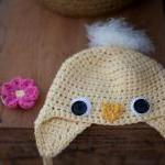 Baby Bird Hat - Newborn Pho..